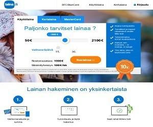 laina.fi käyttölaina