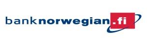 Bank Norwegian Norjan pankkimestari nyt Suomessa.