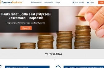 Ferratum Business yrityslaina